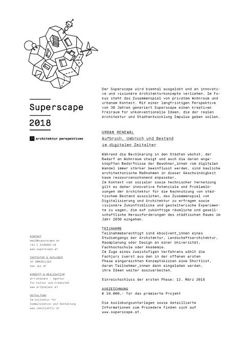 Superscape2018_Kurzinfo
